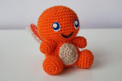 LORAINE AMIGURUMIS - Paso a paso para tejer al crochet a Pikachu   267x400