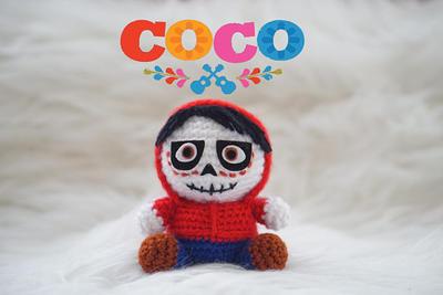 Patrón Coco Amigurumi