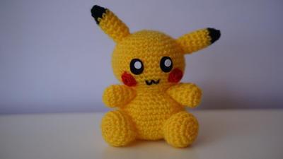 Pikachu Pokemon Go Patrón en español