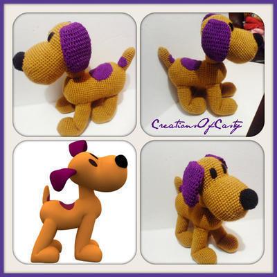 Perro Loula de Pocoyo