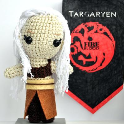 Patrón Daenerys Targaryen