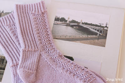 Calcetines by things to knit