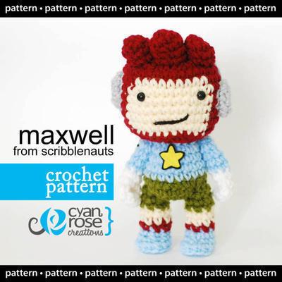 Muñeco Maxwell