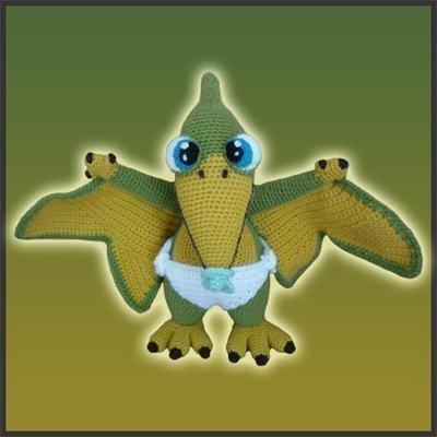 Bebé Ptosaurio