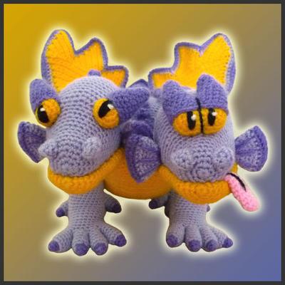 Gemini, el dragón de dos cabezas