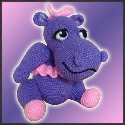 Hipopotamo Bailarina
