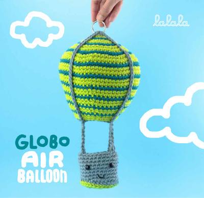 El Club del patrón: Globo aeroestático de Lalala Toys para DMC