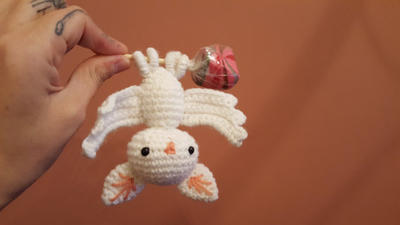kawaii bat amigurumi pattern