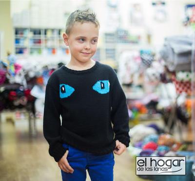 Selección de jerseys para niños