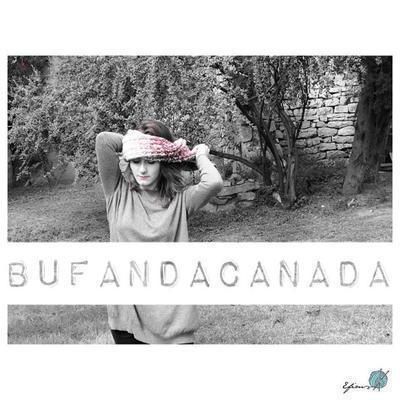 Bufanda Canada