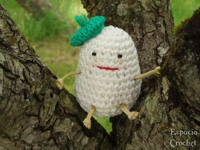 Huevo de crochet