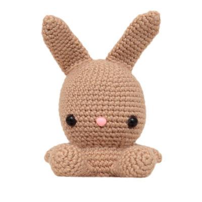 Fat Face Bunny Conejo Amigurumi