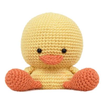Henry the Duck Patito Amigurumi