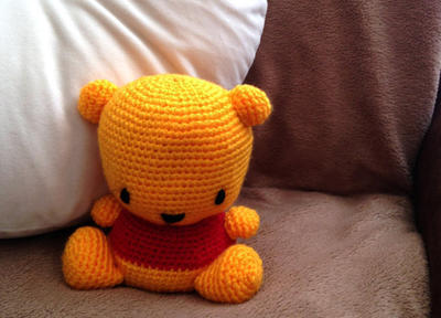 Winnie the Pooh Patrón
