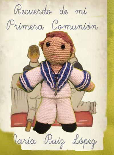 Muñeco Comunión