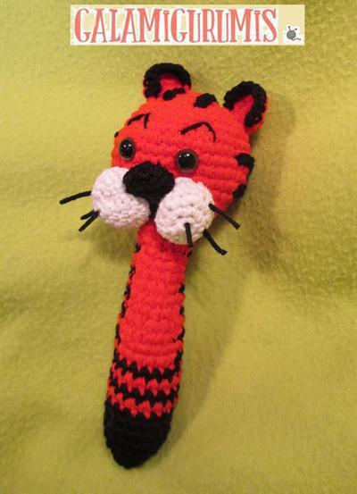 Sonajero Tigre