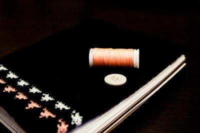 Tutorial libreta organizadora a crochet