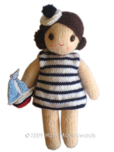 Muñeca marinerita