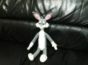 "Amigurumi ""Bugs Bunny"""