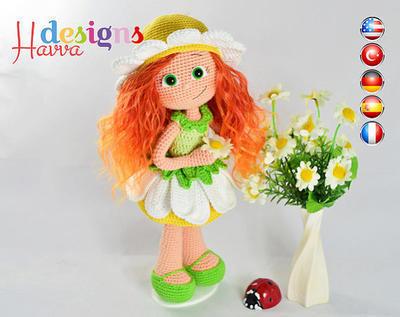 PATRÓN - Daisy Muñeca