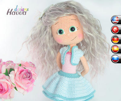 PATRÓN - Emily Doll