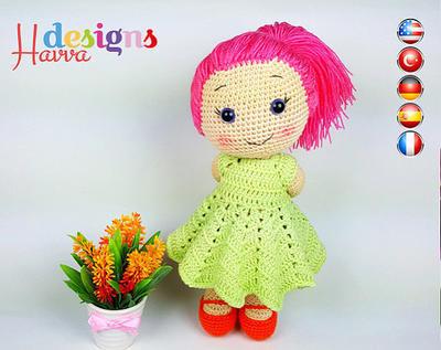 PATRÓN - Lucia Doll
