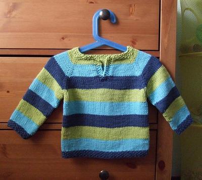Jersey de Rayas para niño