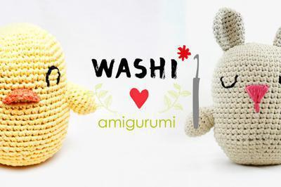 Aprende a hacer amigurumis de Pascua con Katia Washi
