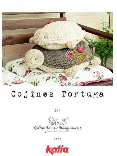 Cojines Tortuga