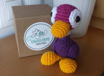 Duck duck hunt patito amigururmi kawaii