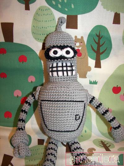 Bender, de Futurama