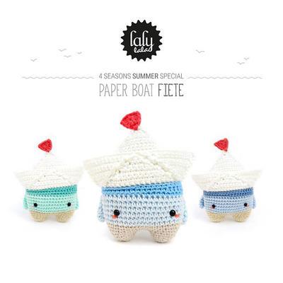 Barquito de papel FIETE - 4 seasons especial verano