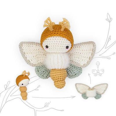 Patrones de mariposa - donpatron