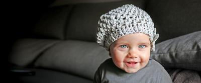 Boina bebé Beret