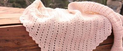 Chal Vintage a Crochet