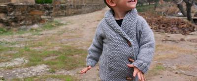 Jersey Cruzado para niño