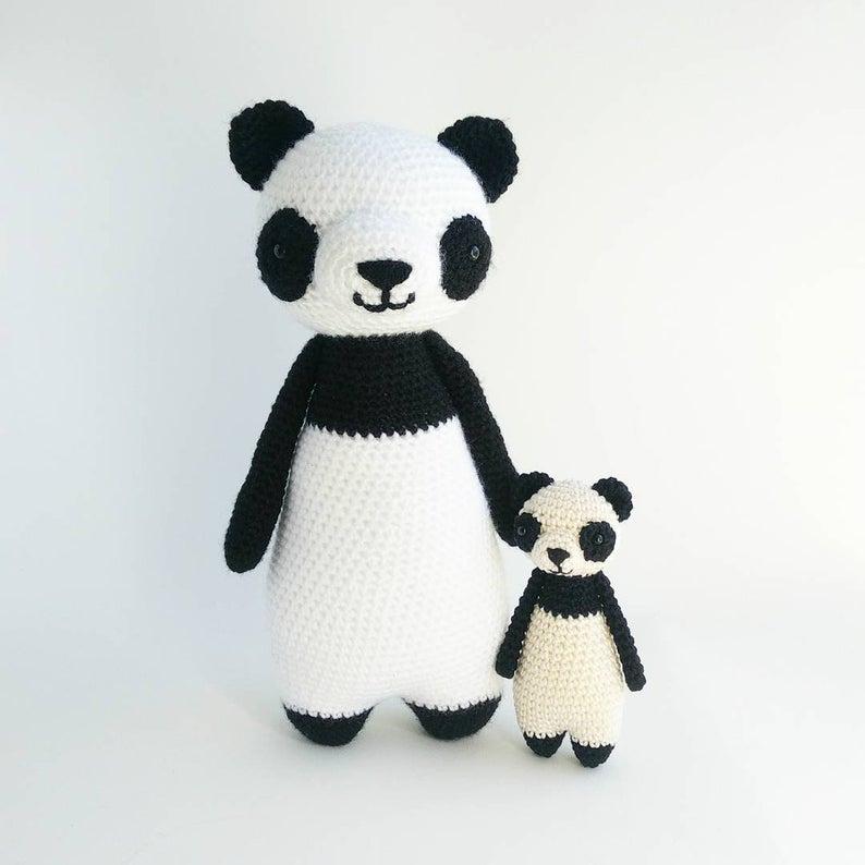 Panda – Page 2 – Amigurumi Patterns   794x794