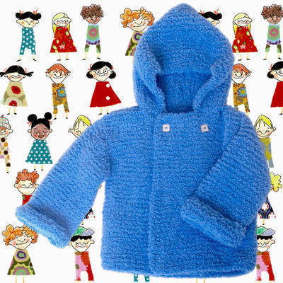 Abrigo para niño