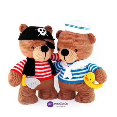 Jose pirata y marinero