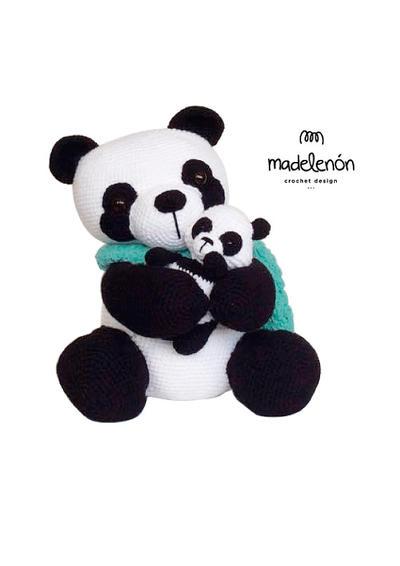 Ralph Panda y Bebe