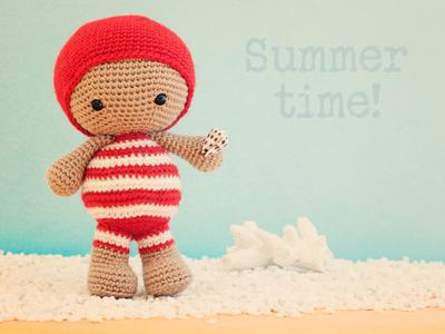 Natsu, muñeca de verano