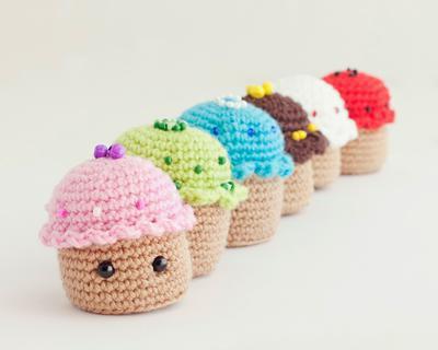 Patrón Cupcake