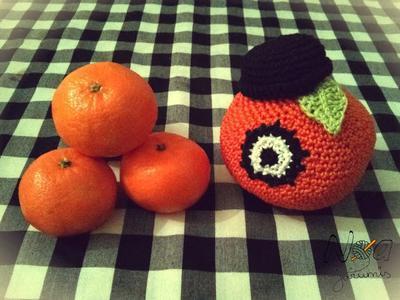 Una naranja un poco mecánica