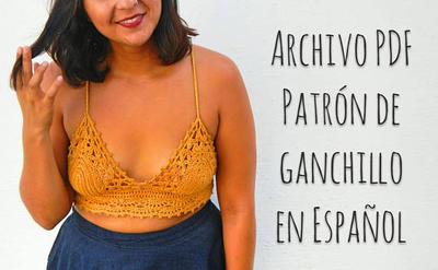 Here Comes the Sun Patrón de ganchillo