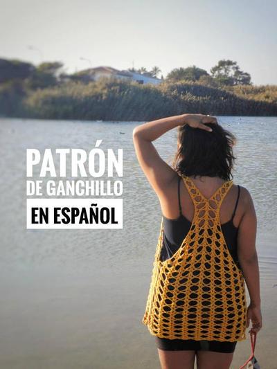 Patrón Chaleco Vera Wild