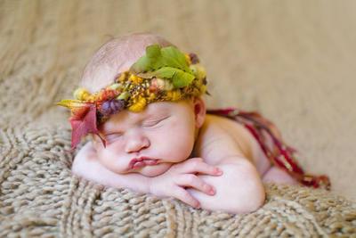 Tiara para bebé
