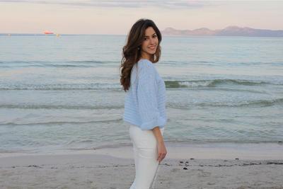 Tutorial Blusa o Camiseta a Crochet – Modelo Nautic