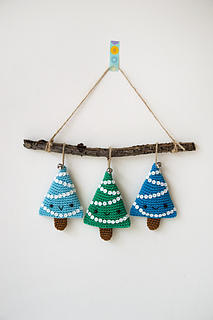 Arbolito de Navidad Decorativo by Ilaria Caliri (aka airali)