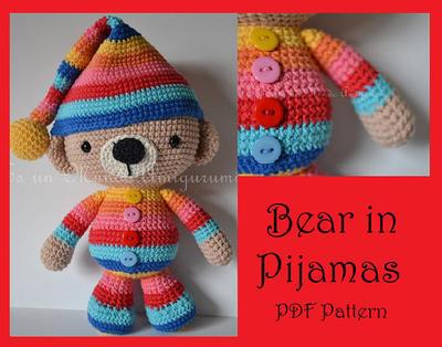 Oso en Pijama