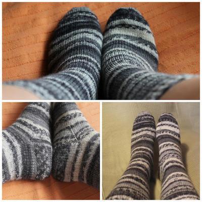 Aprende a tejer calcetines con 5 agujas